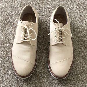 Toms men's dress shoes